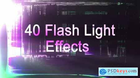 Light Flash Transitions Overlay Package 23646666