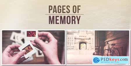 Slideshow Pages of Memory 11819839