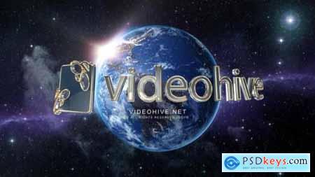 Universal Logo Reveal 24687876