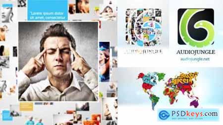 Mosaic Logo Sting 22056401