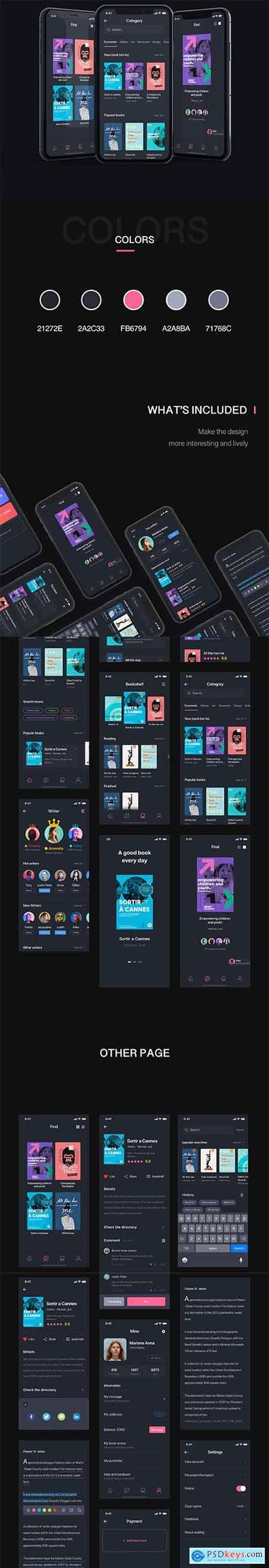 Read app design