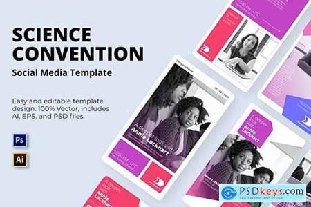 Seminar Social Media Template