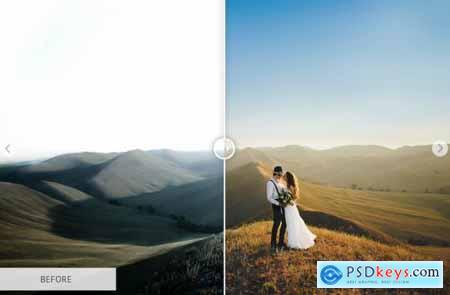 Matte Pro Photoshop Actions 3582428
