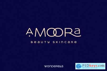 Wonderella - Stylish Ligatures Sans