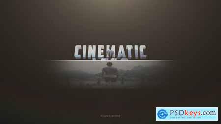 Cinematic Logo 26476293