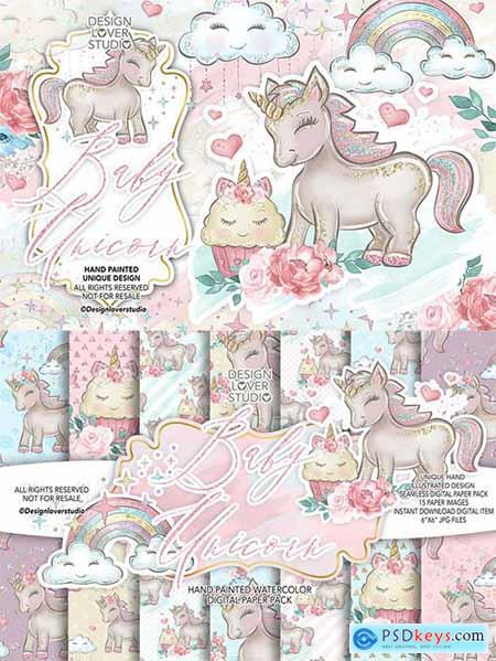 Baby Unicorns design