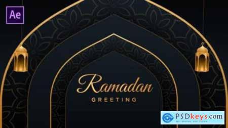Ramadan Greeting 26437225