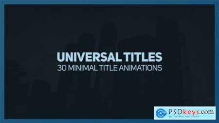 Universal Titles 2 17809333