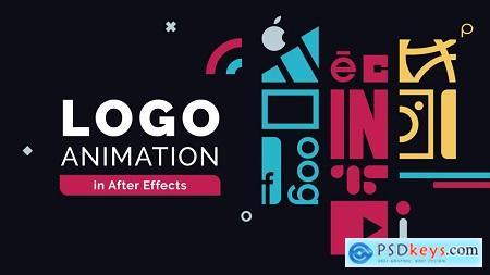 Motion Design School - Logo Animation in After Effects
