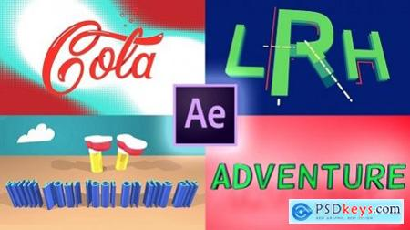 After Effects for Beginners Mastering Typography