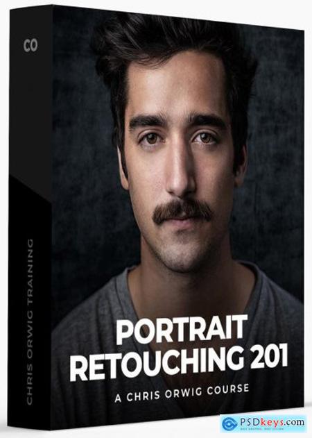 Chris Orwig - Portrait Retouching 201