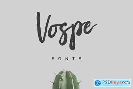 Vospe Font