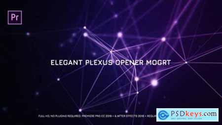 Elegant Plexus Opener Mogrt 22688168