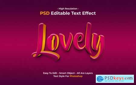 PSD Text Effects