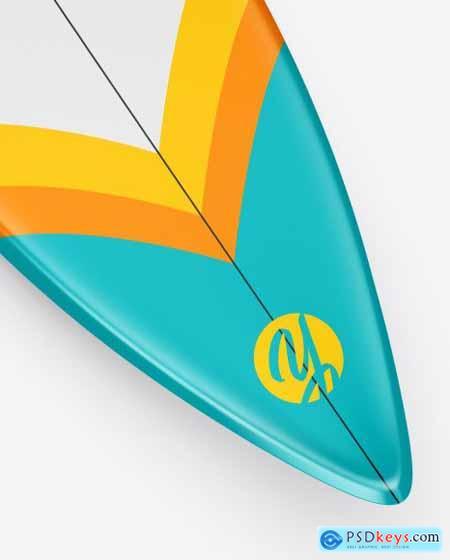 Surfboard Squash Mockup 58899
