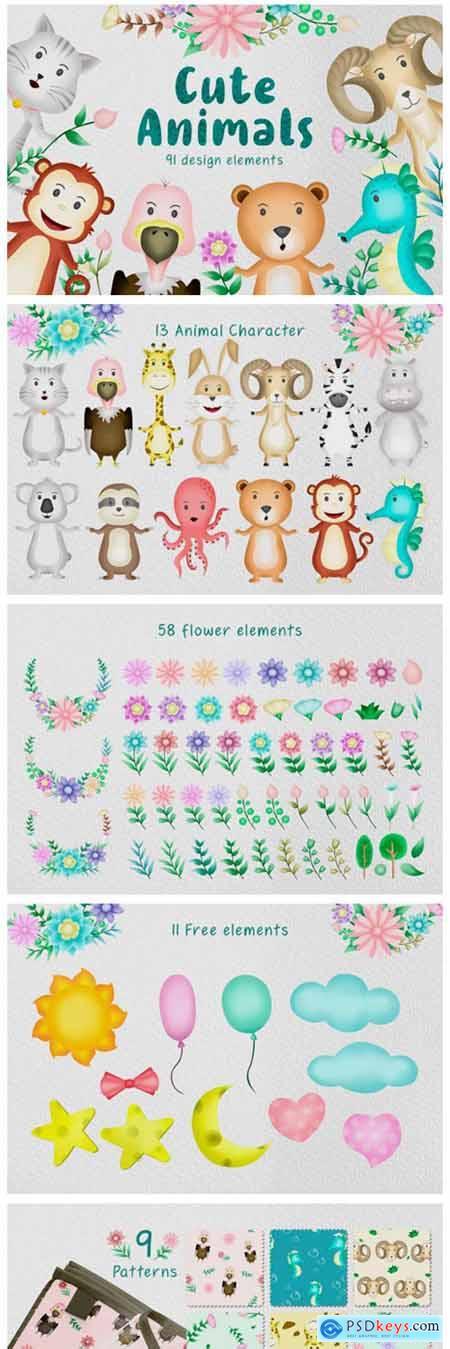 Cute Animals Part 2 4012344