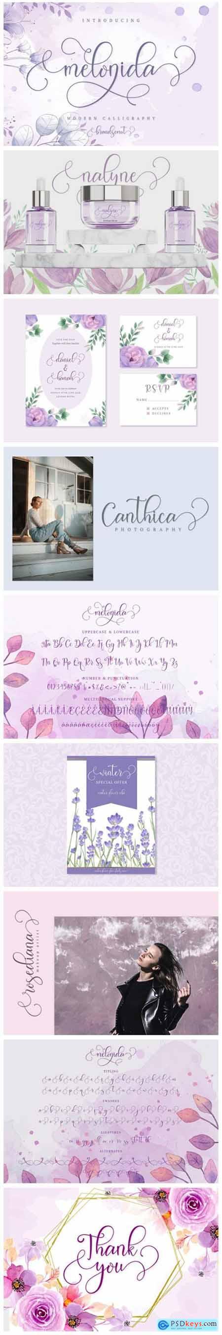 Melonida Font