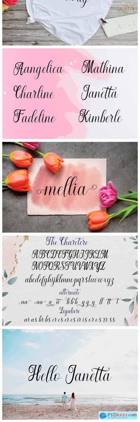 Nattalia Font