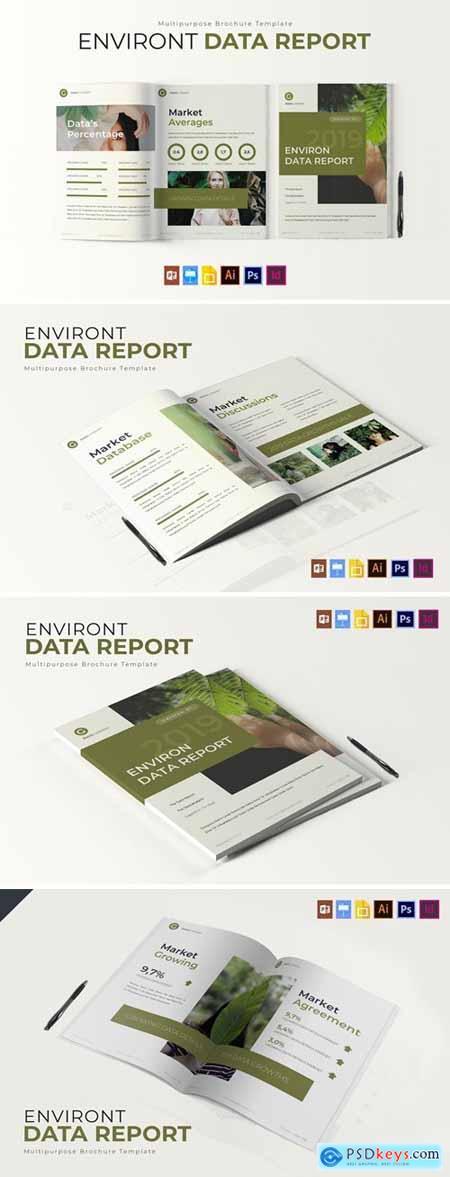 Environt Data - Report