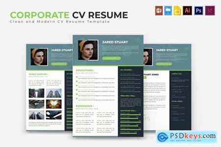 Corporate - CV & Resume
