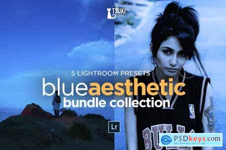 BLUE AESTHETIC Lightroom Presets 4619090
