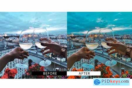Capri Mobile Lightroom Presets 4488168