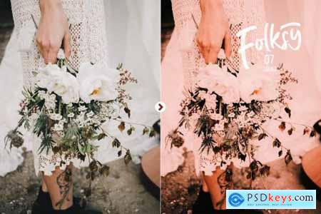 Folksy Lightroom Presets 4905845