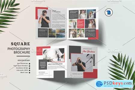 Photography Square Brochure V980 4435868