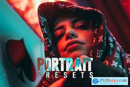 Portrait Presets (Mobile & Desktop) 4862826
