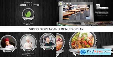 New Restaurant Presentation II 9129382