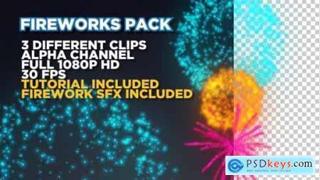 Fireworks Pack 16321805