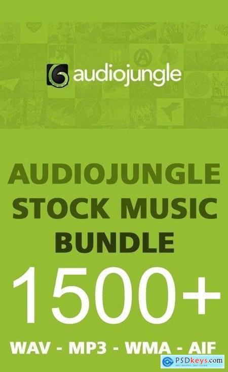 Audiojungle Bundle Vol 2