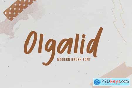 Olgalid Font
