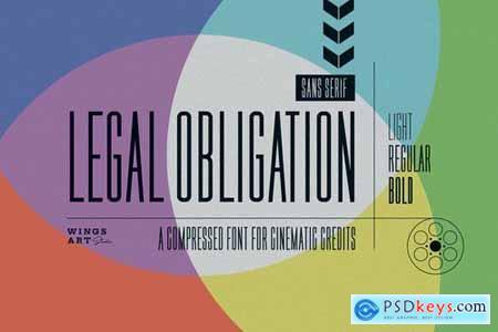 Legal Obligation Sans