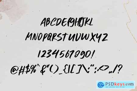 Mounty Font