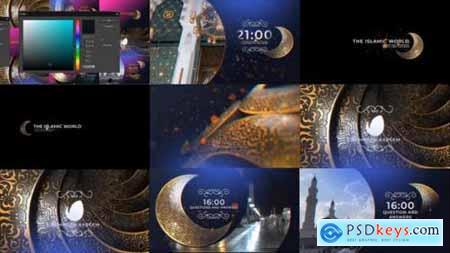 Ramadan Broadcast Pack 26275744