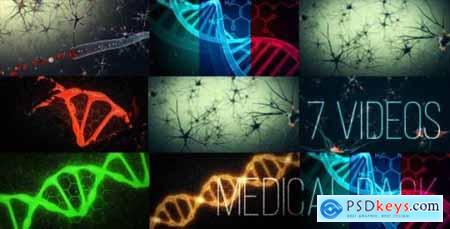 Medical Animations Pack 20102396