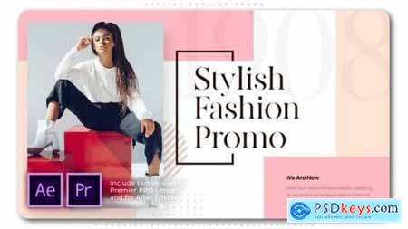 Stylish Fashion Promo 25641105