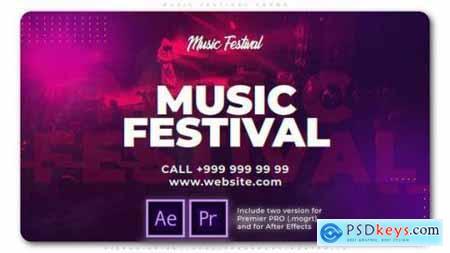 Music Festival Promo 25641113