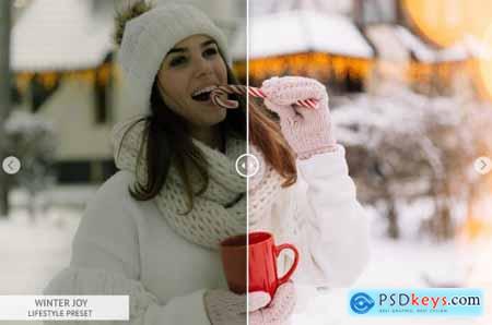 Winter Joy Mobile Presets 4423389