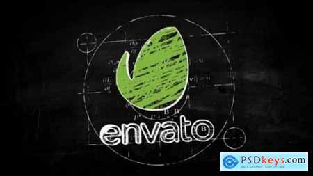 Sketch Logo Reveal 14040935