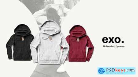Exo shop Online promo 25664482