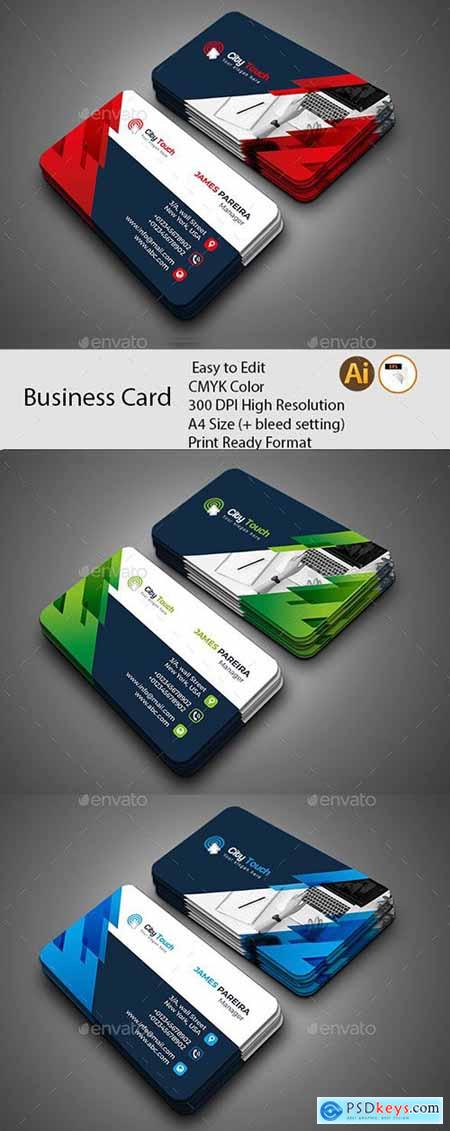 Business Card 26490399