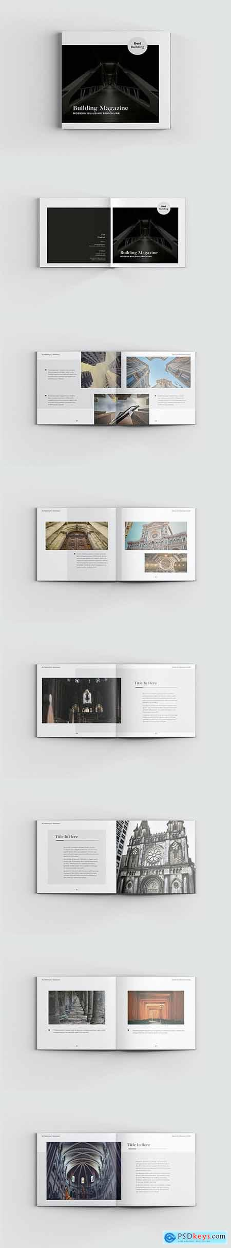 Building Square Architecture Brochure