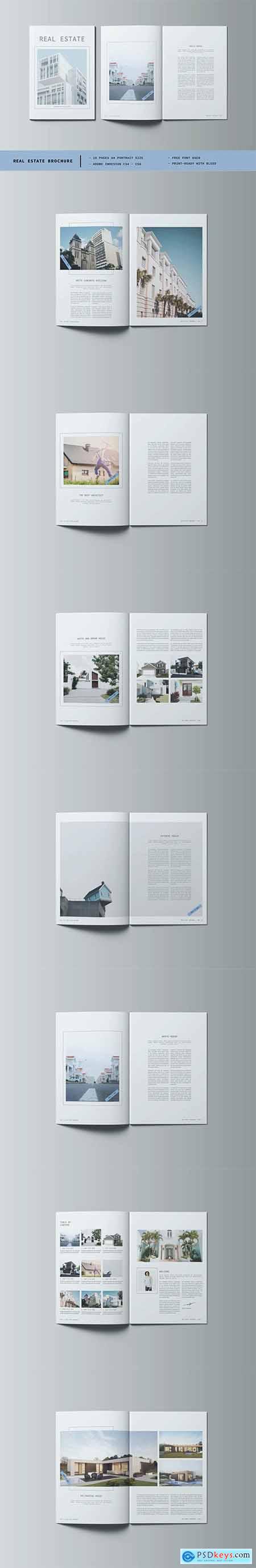 Real Estate Catalogue - Brochure