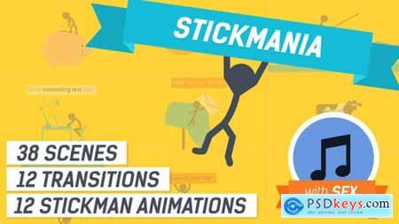 Explainer Video Stickmania 6554170