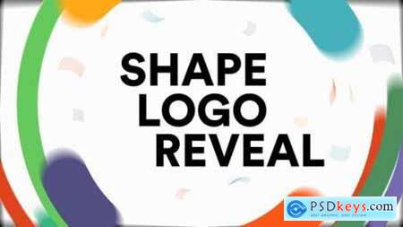 Shapes Logo Reveal 22053946