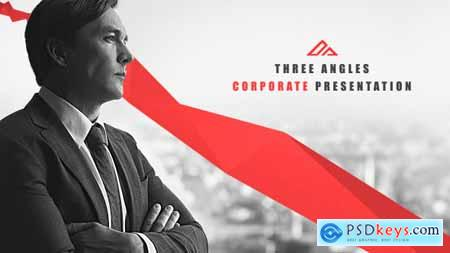 Corporate Presentation Three Angles 12870438