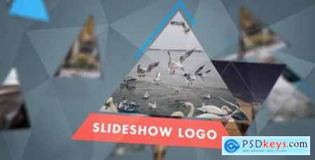 Triangular Mini Slideshow Logo Mix 10325228