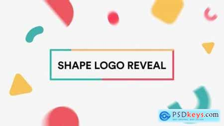 Shapes Logo Reveal 22031651